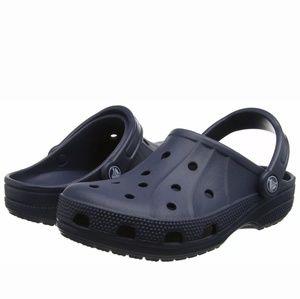 Crocs Ralen Ltd Navy Clogs - 10W / 8M